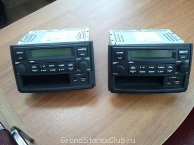 Продаю новую штатную магнитолу на GRAND STAREX radio\mp3\  - мафон штатный Starex1.jpg