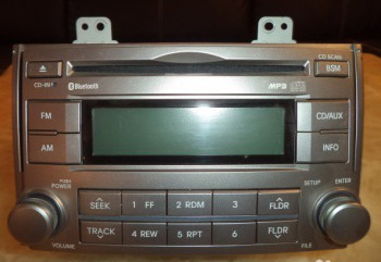 Штатная магнитола 2 DIN для hyundai grand starex MP3-FM-AM-CD-AUX - 961004H000WK RADIO ASSY-ETR 01.03.2010 - ....jpg